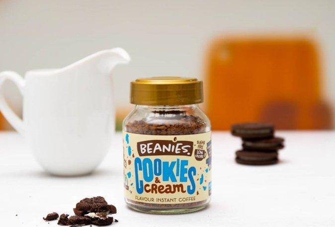 Cookies & Cream Instant Coffee