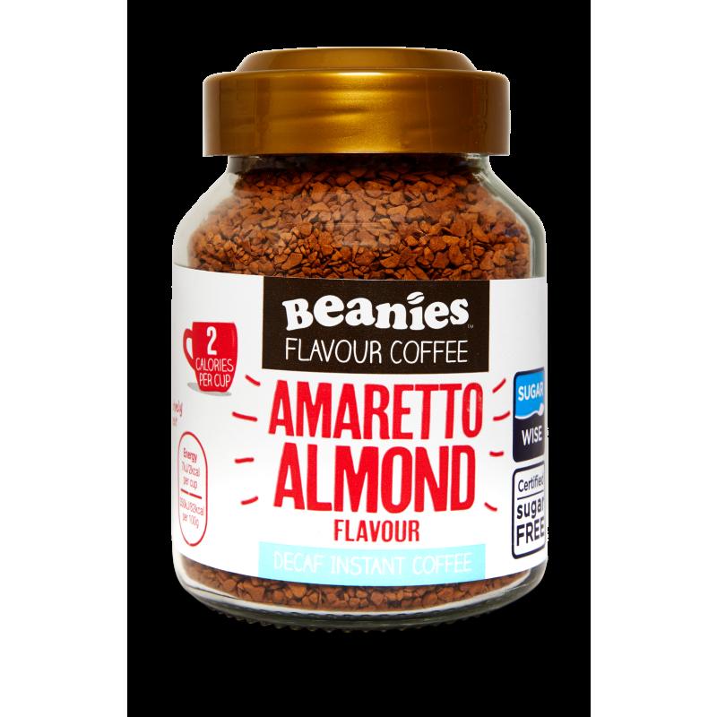 Amaretto Almond Flavoured Decaf Coffee