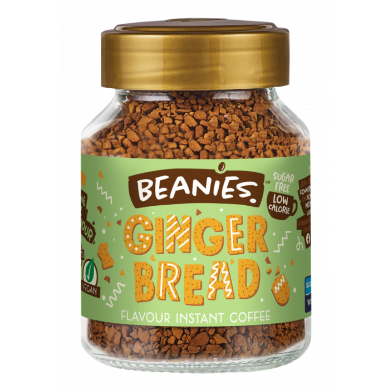 Gingerbread Flavoured Coffee