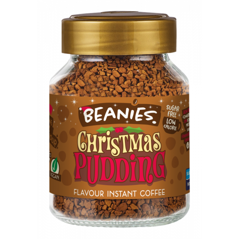 Christmas Pudding Flavoured Coffee