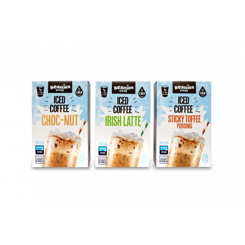 Iced Coffee Mixed Pack
