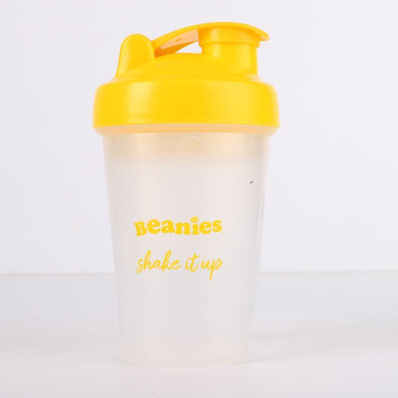 Yellow Mini Protein Shaker