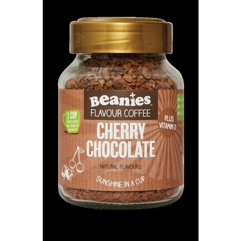 Cherry Chocolate Flavoured Vitamin D Coffee