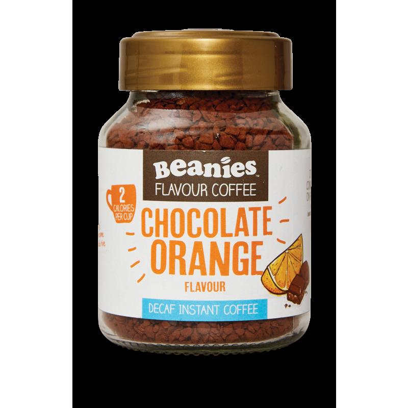 Chocolate Orange Flavoured Decaf Coffee
