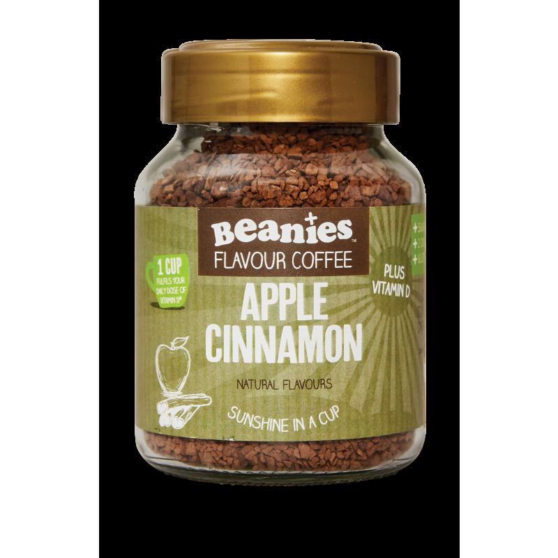Apple Cinnamon Flavoured Vitamin D Coffee