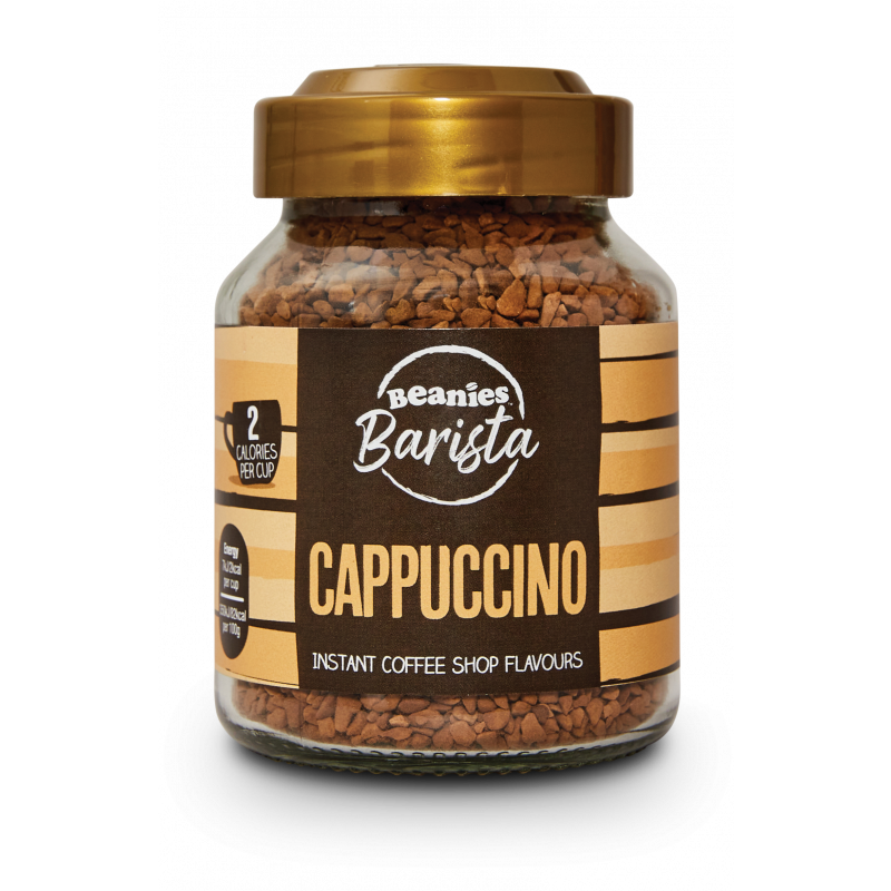 Cappuccino Flavoured Coffee