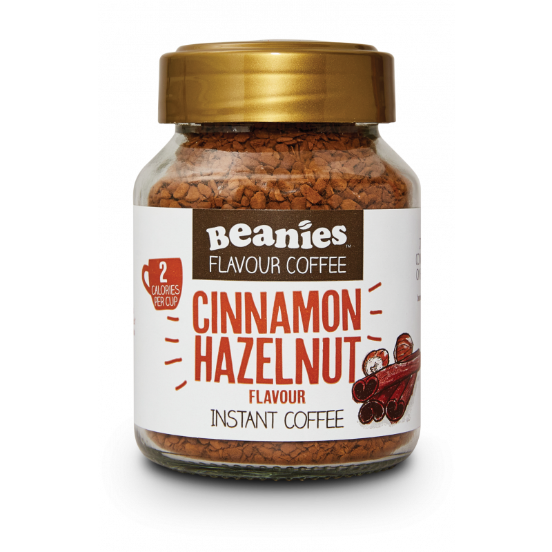 Cinnamon Hazelnut Flavoured Coffee