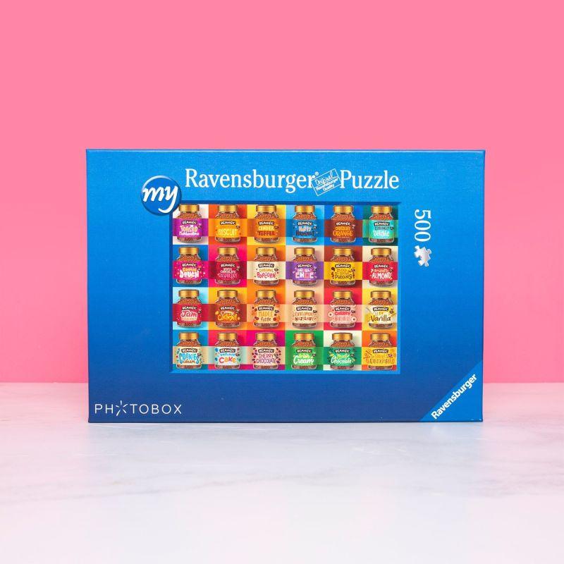 Beanies 500 Piece Jigsaw Puzzle