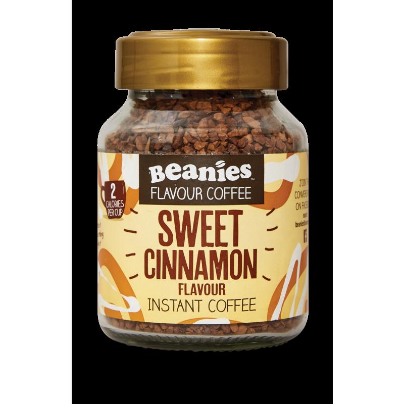 Sweet Cinnamon Flavoured Coffee