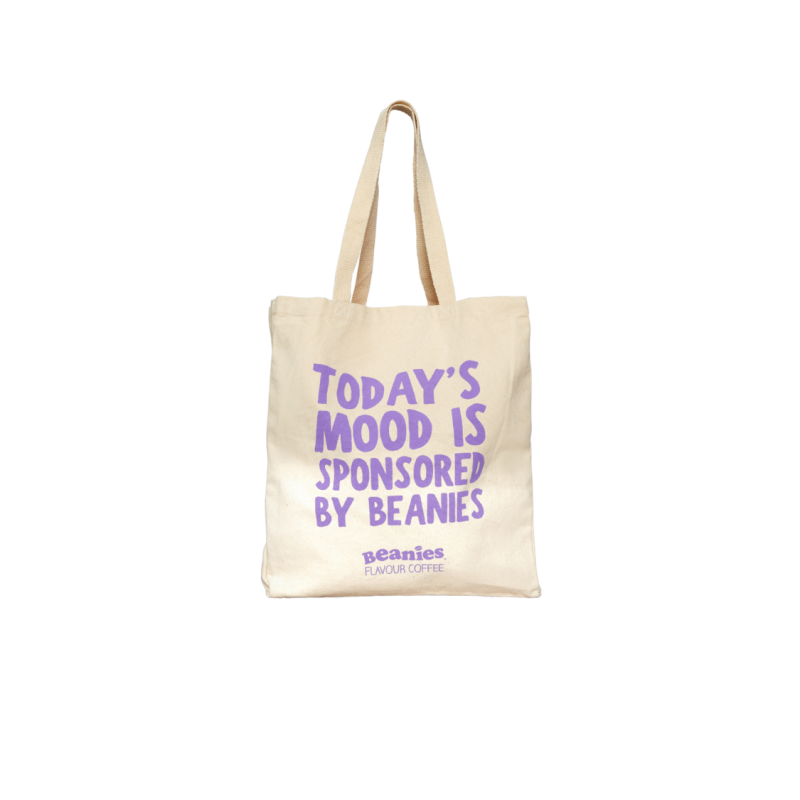 Today's Mood Cotton Tote Bag